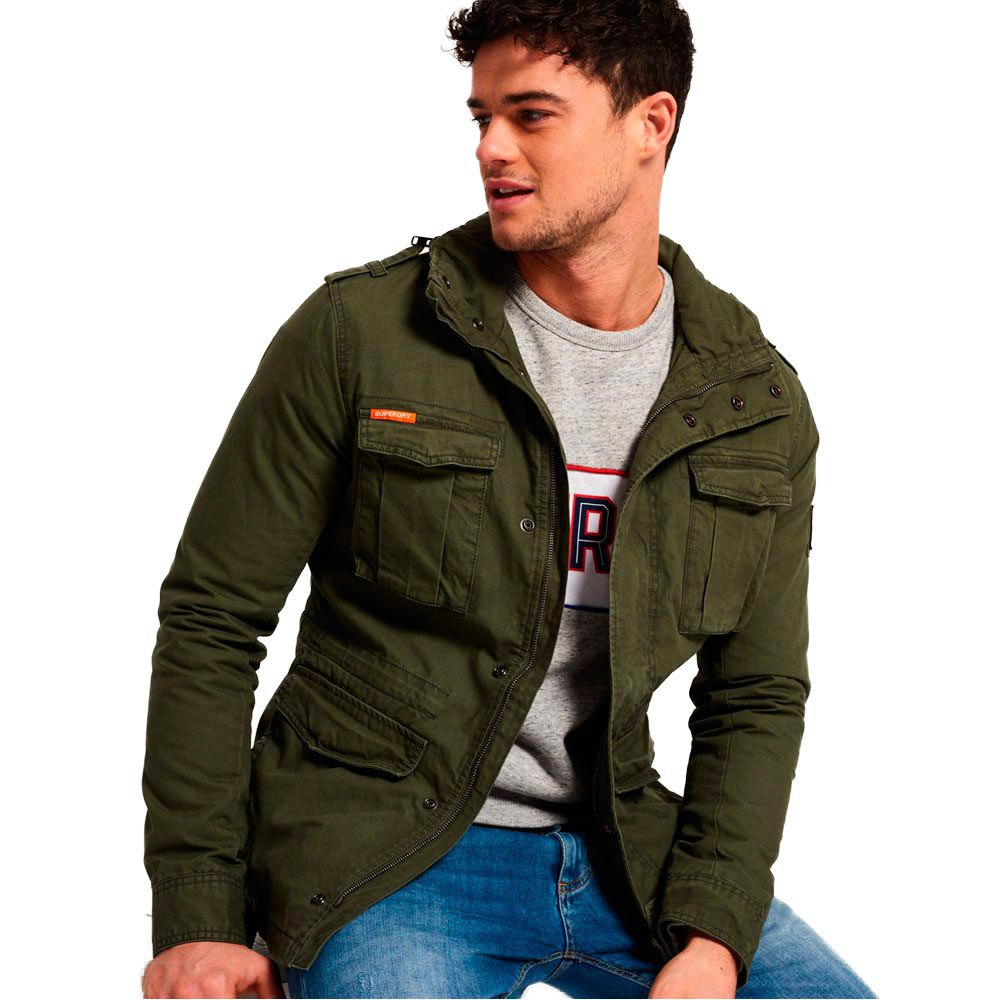 Superdry Classic Rookie Military