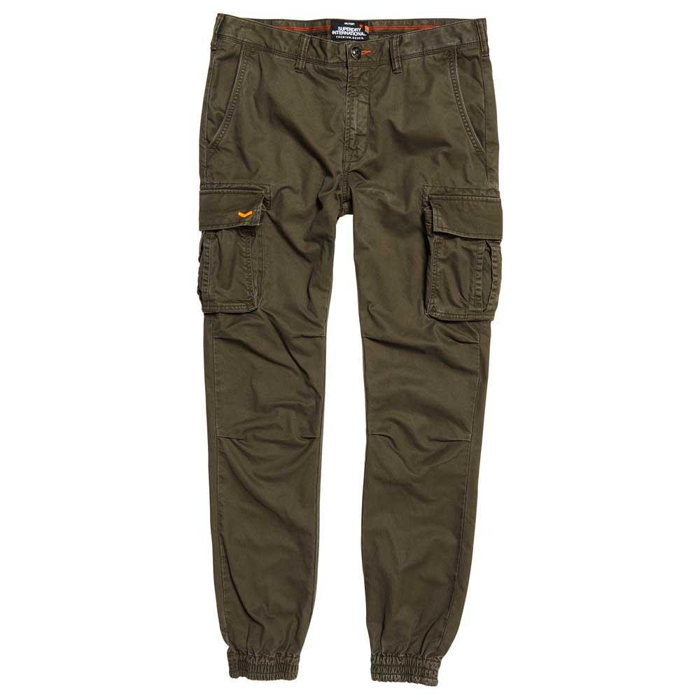 Superdry Rookie Grip Cargo L34 Green Buy And Offers On