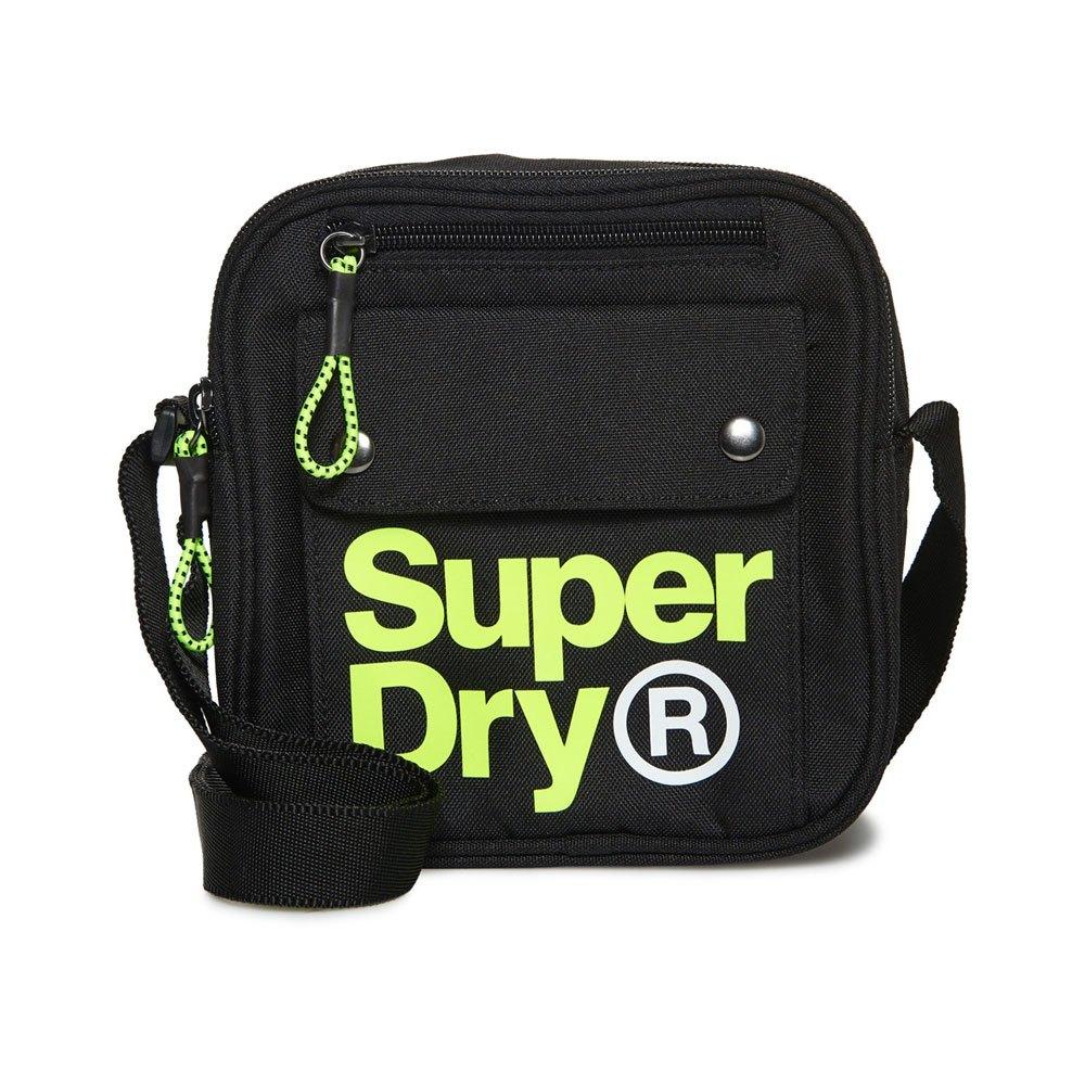 a6ff98f18efe2 Superdry Lineman Utility Bag Czarny kup i oferty, Dressinn Torby na ...