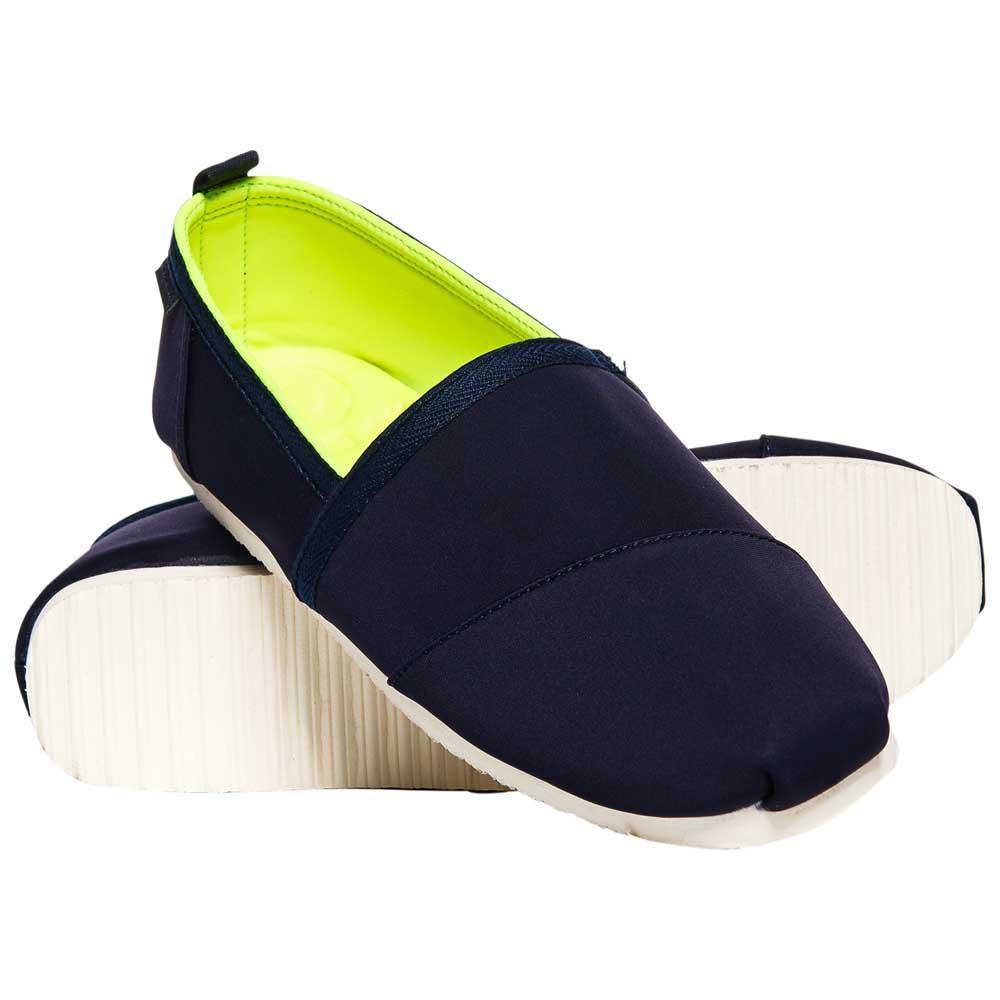 Superdry Kai Slip On Blue buy and