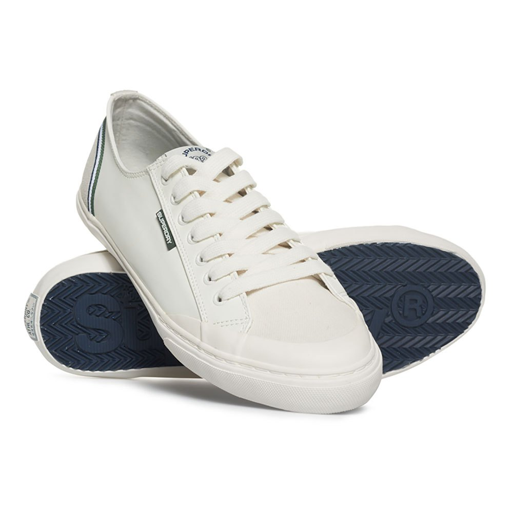 Superdry Low Pro Retro White buy and