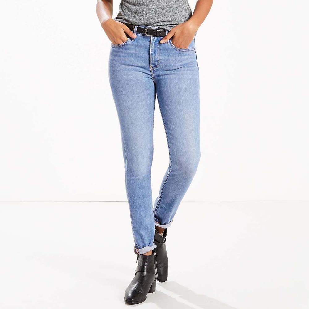 Levi 180 S 721 High Rise Skinny L32 Blue Buy And Offers On
