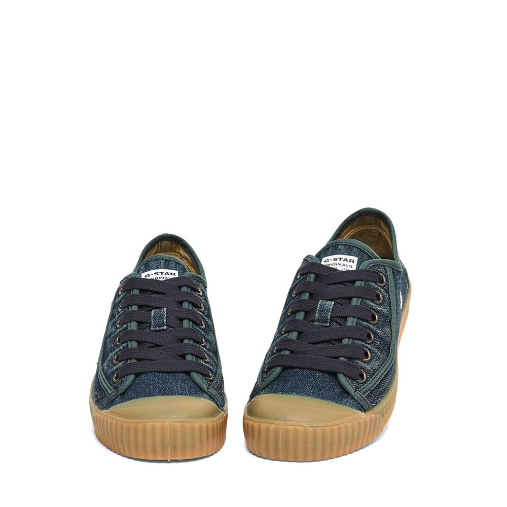 Mens Rovulc Roel Wash Low Trainers G-Star xq5uiN3