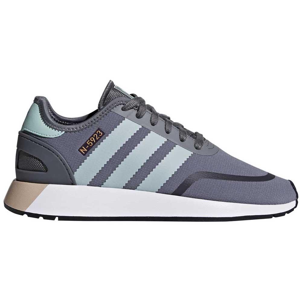 adidas originali n 5923 grey 4 / ash green / ftwr bianco, dressinn