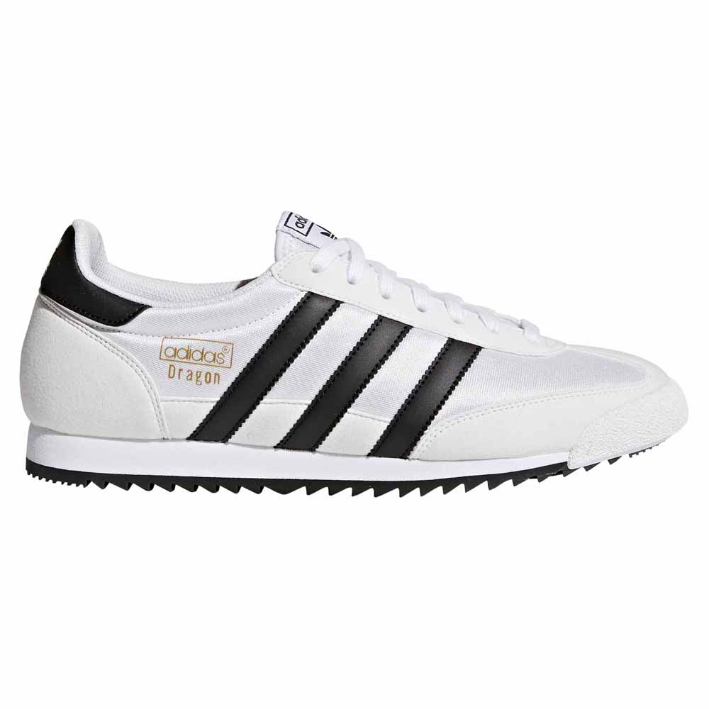 adidas originals Dragon OG White buy and offers on Dressinn e6f0cb07e