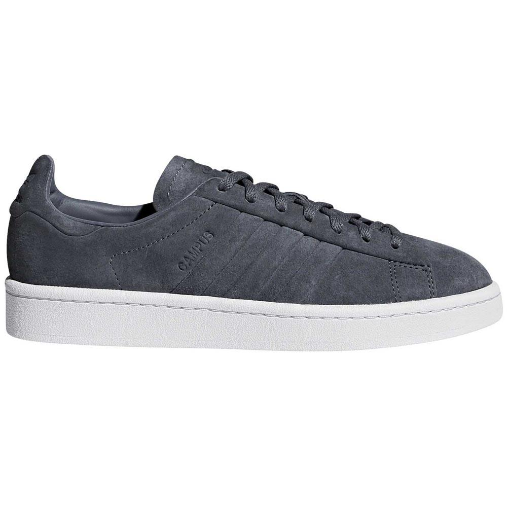 adidas originals Campus Stitch And Turn Grå, Dressinn Sneakers