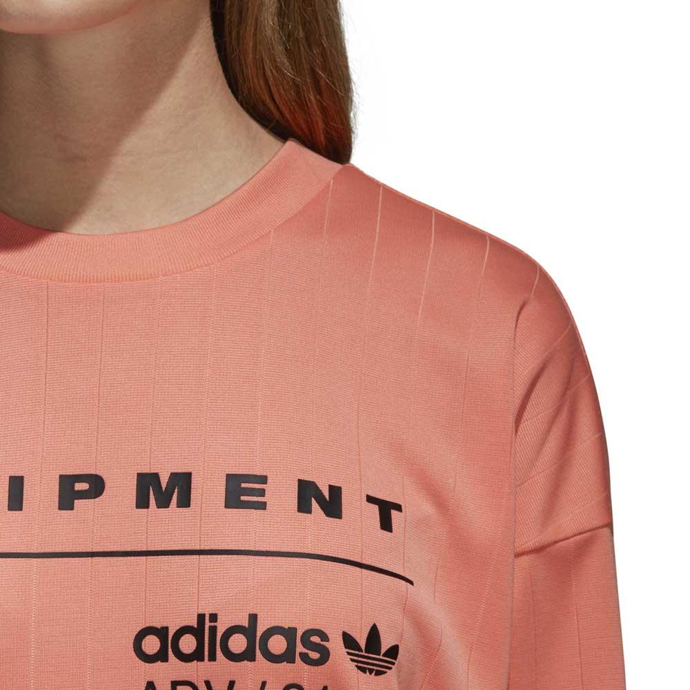 adidas originals Eqt Sweatshirt Pink buy and offers on Dressinn