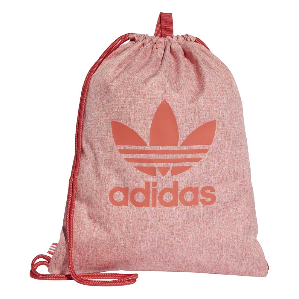 8fdd4e9bf220 adidas originals Trefoil Gymsack Red buy and offers on Dressinn