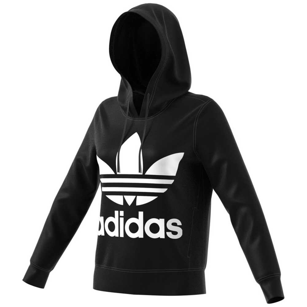 adidas originals svart hoodie