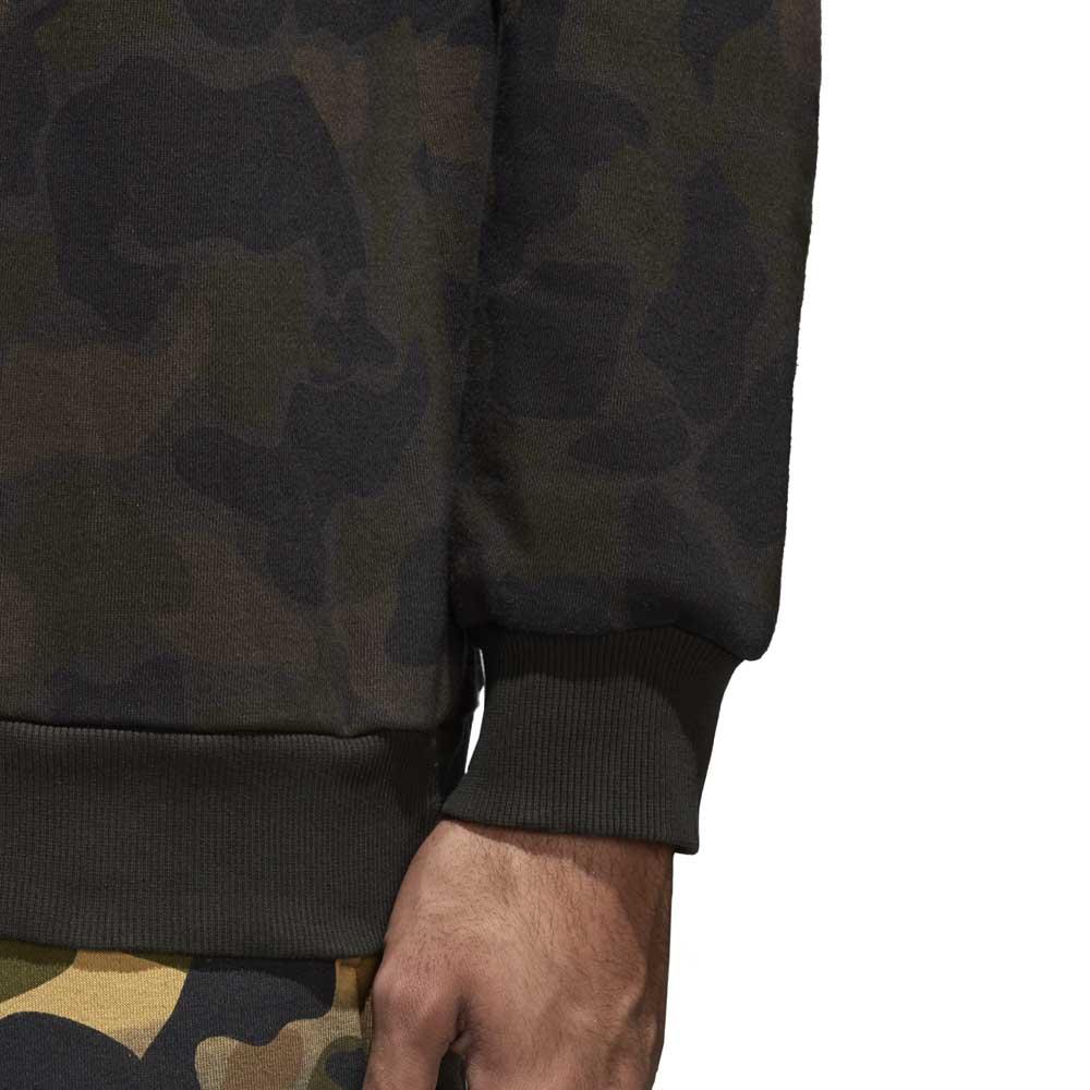 adidas originals Camo Crew Beige køb og tilbud, Dressinn