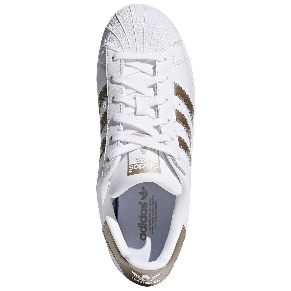 29647fa5a6b05 adidas originals Superstar White buy and offers on Dressinn
