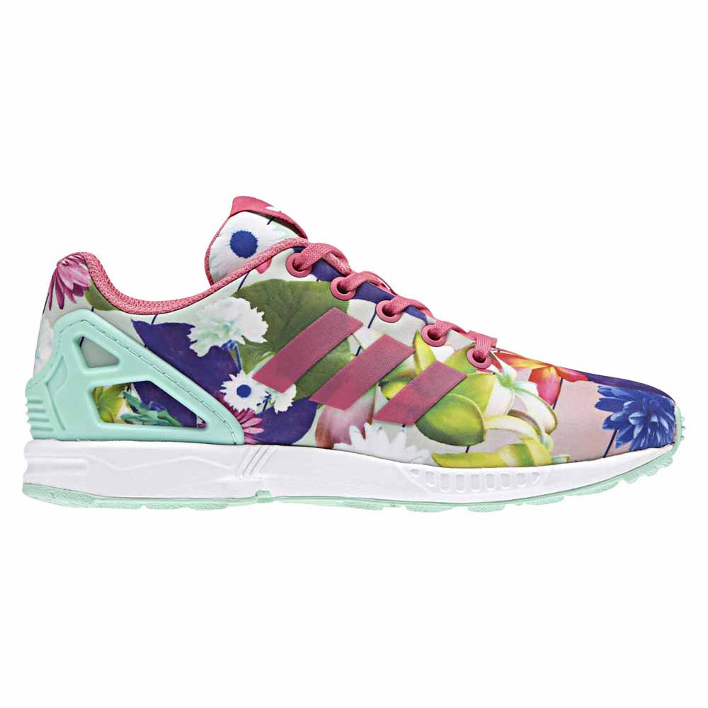 online store 2a0ed 5f42d adidas originals ZX Flux J Pink buy and offers on Dressinn