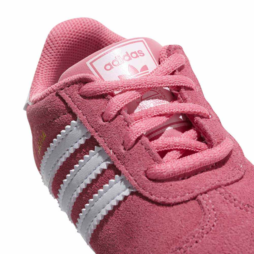 adidas originals Gazelle Crib Pink buy and offers on Dressinn 75d90b17c21