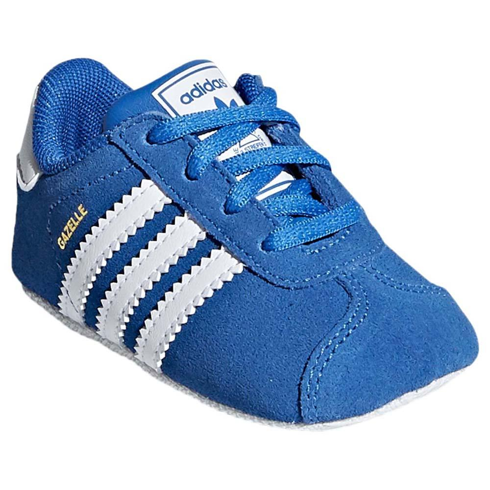 adidas originals Gazelle Crib Blue buy and offers on Dressinn 7903d75d0d8