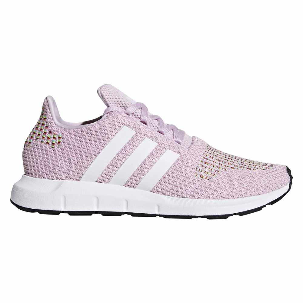 fdeb456a68915 adidas originals Swift Run Pink buy and offers on Dressinn