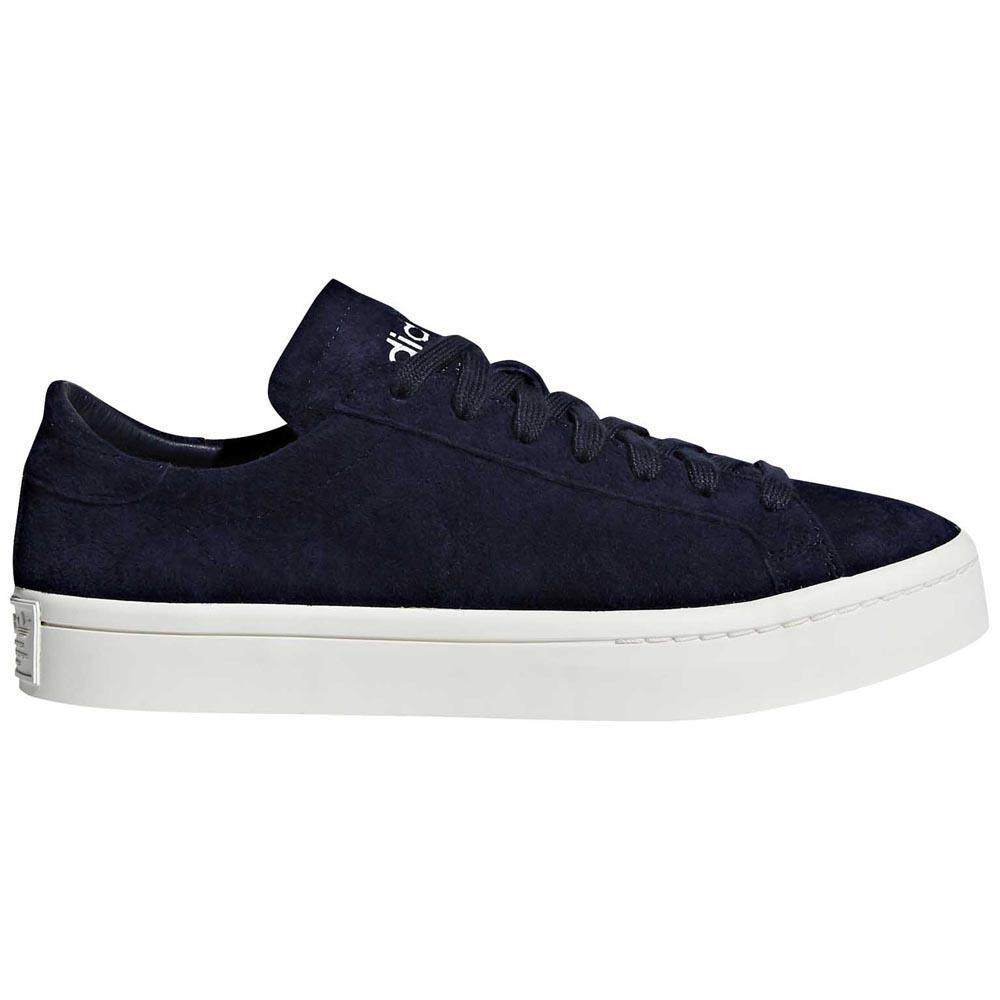 adidas originals Courtvantage Blue buy and offers on Dressinn 9476e2951