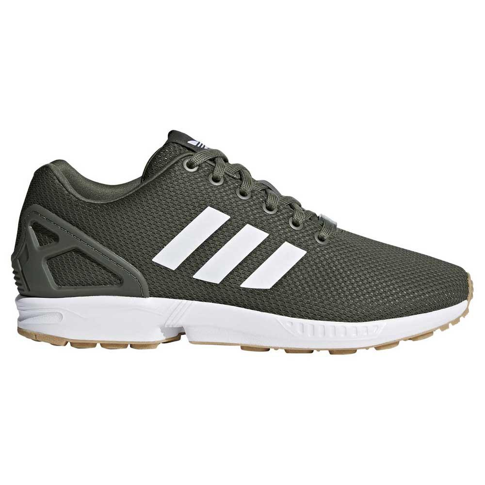 51a081e9d1b1f adidas originals ZX Flux Green buy and offers on Dressinn