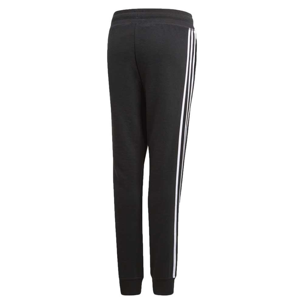 9be1a0a13 adidas originals Trefoil French Terry Pants Black, Dressinn
