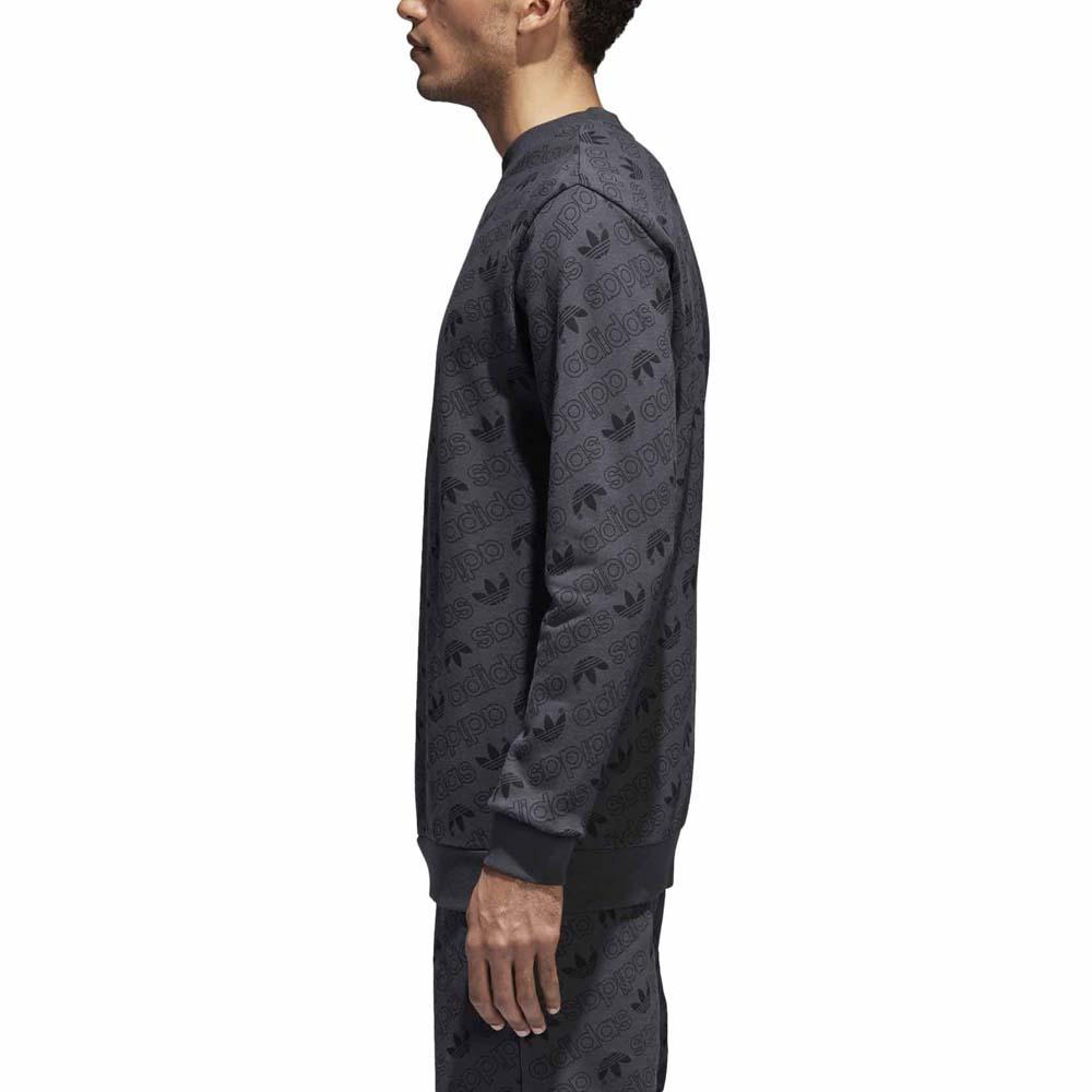 adidas originals Aop Crew köp och erbjuder, Dressinn Huvtröjor