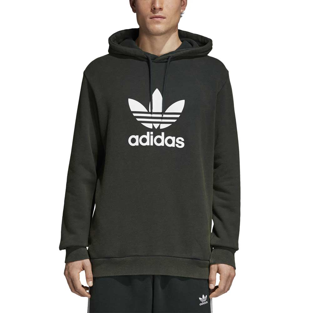 new style a01cc 08e10 adidas originals Trefoil Warm Up Hoodie