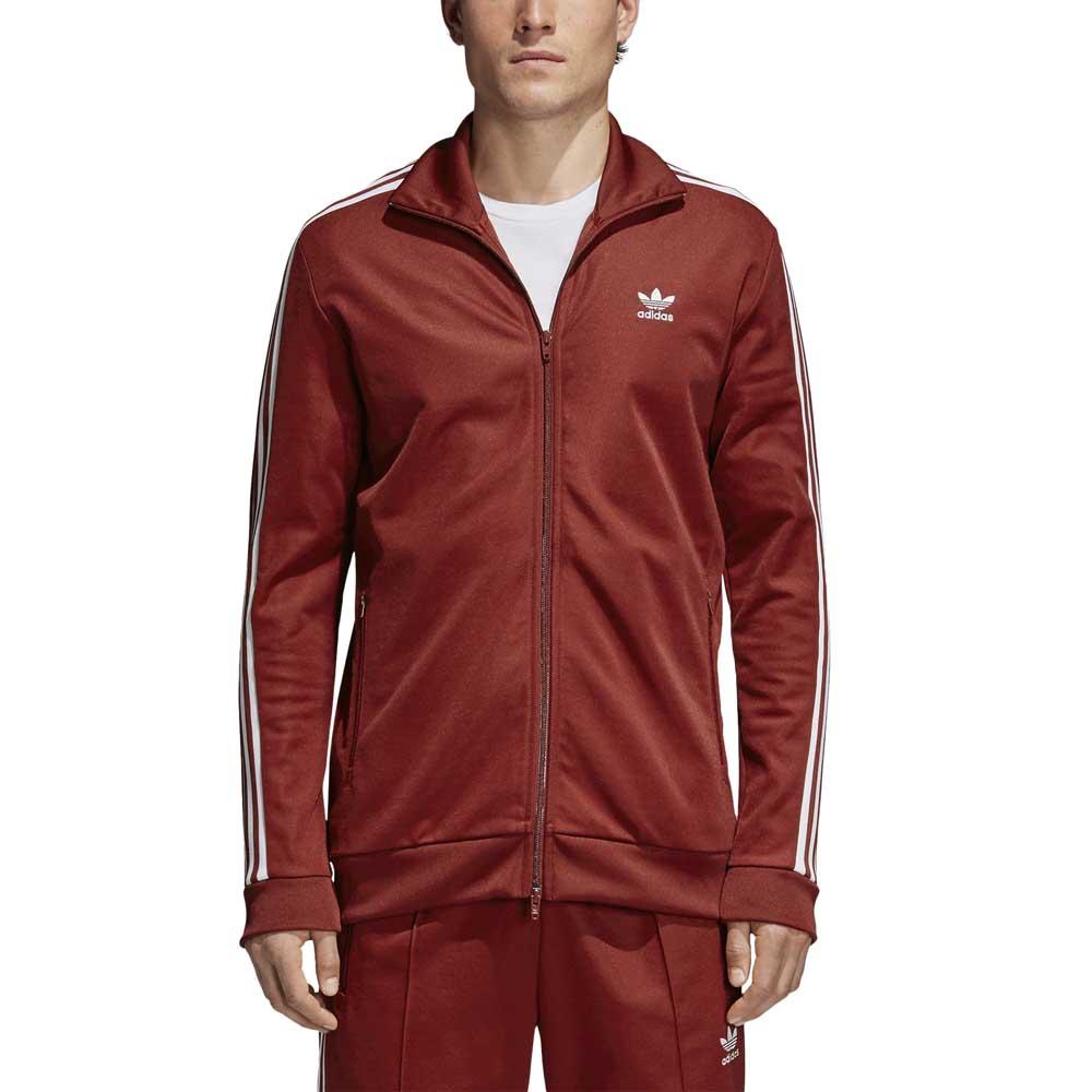adidas originals Franz Beckenbauer Track Red, Dressinn
