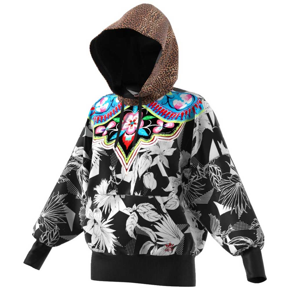 c5564a0d adidas originals Hoodie Multicolor buy and offers on Dressinn