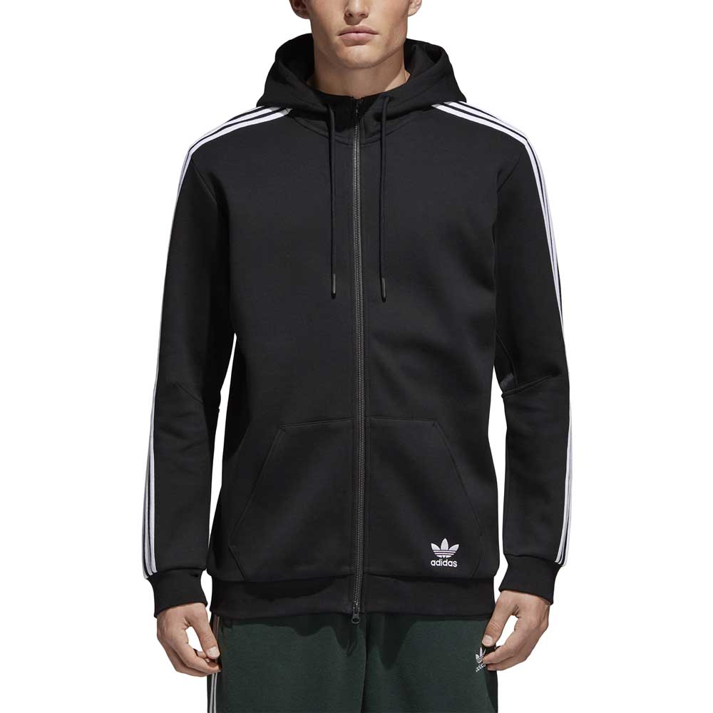 adidas originals Curated Full Zip Black, Dressinn