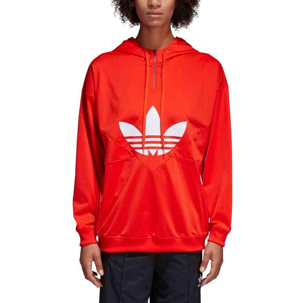 adidas originals Og Clrdo Hoodie Orange, Dressinn Huvtröjor