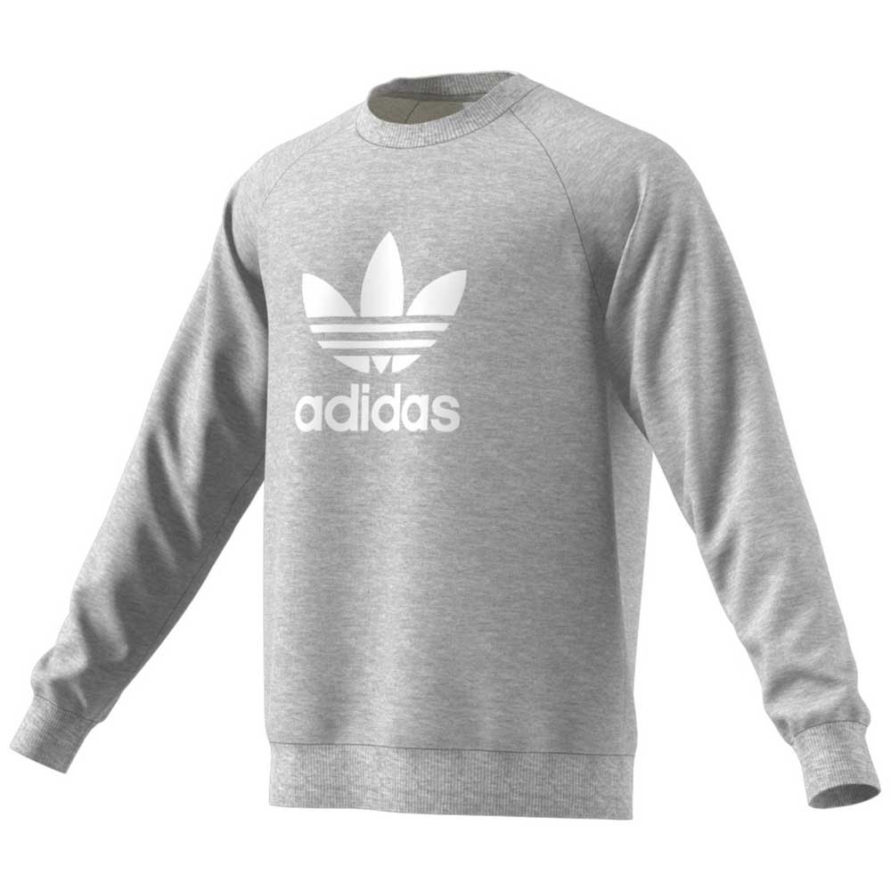 Sudadera Adidas Originals Trefoil Warm Up Crew Hombre