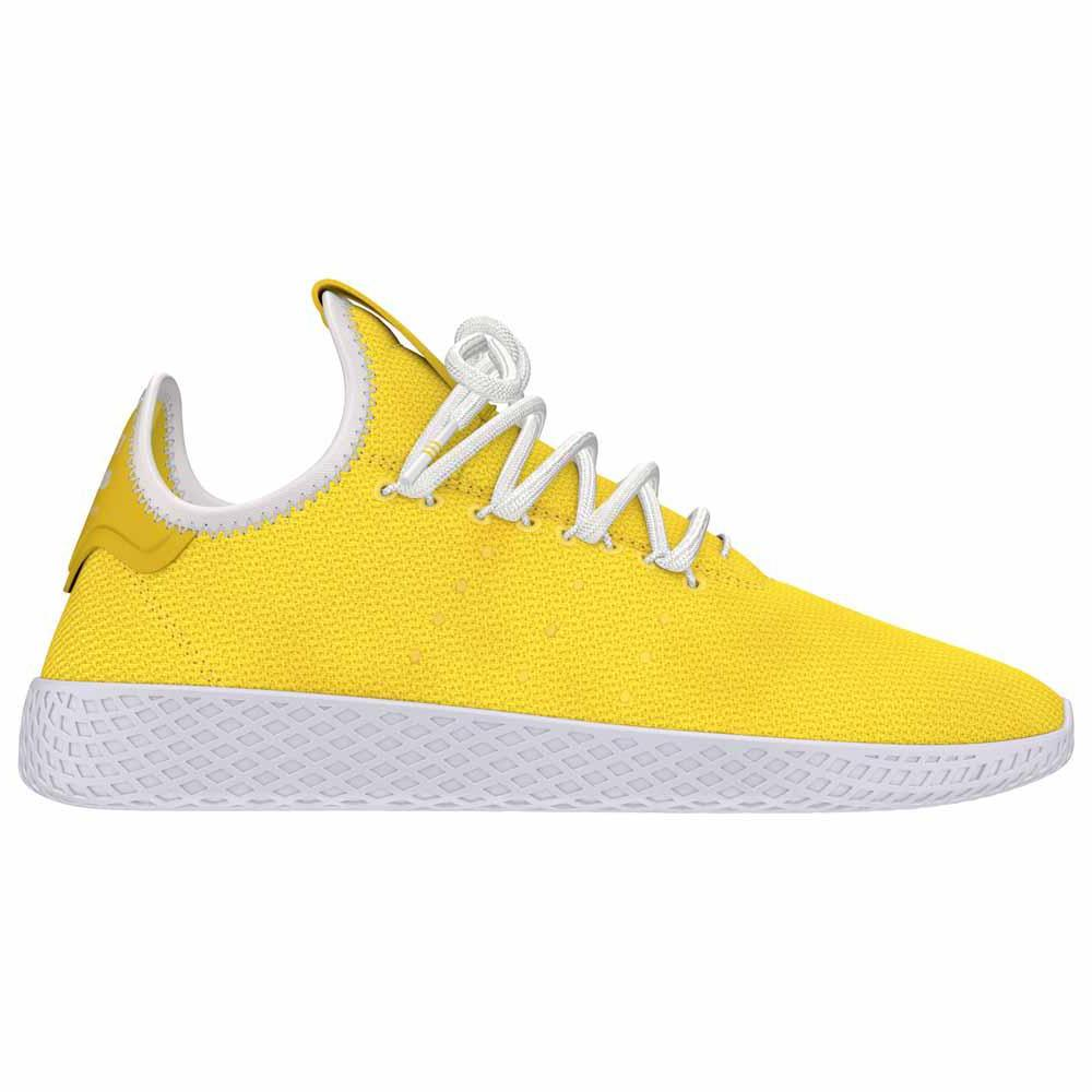 Pharrell Originals Tennis Williams Hu Adidas JauneDressinn
