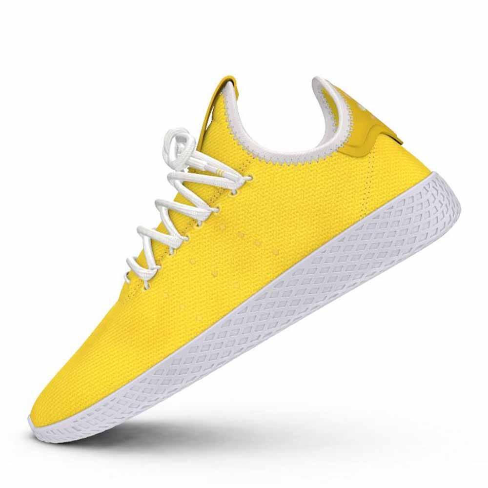 adidas originals Pharrell Williams Tennis HU Yellow, Dressinn