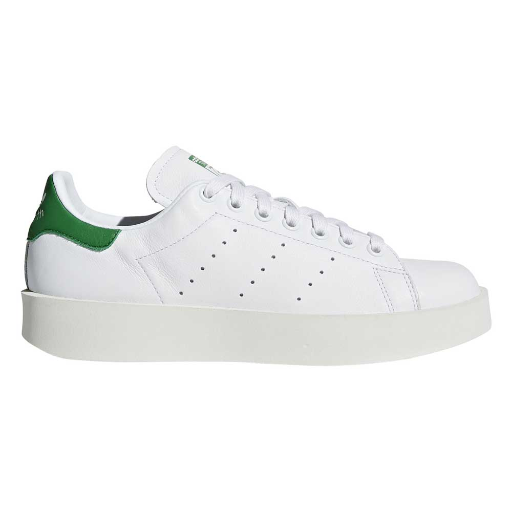 official photos 096a8 9bbeb adidas originals Stan Smith Bold White, Dressinn