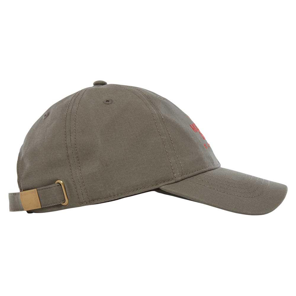 414c71d6d39 The north face Canvas Work Ball Cap Brown