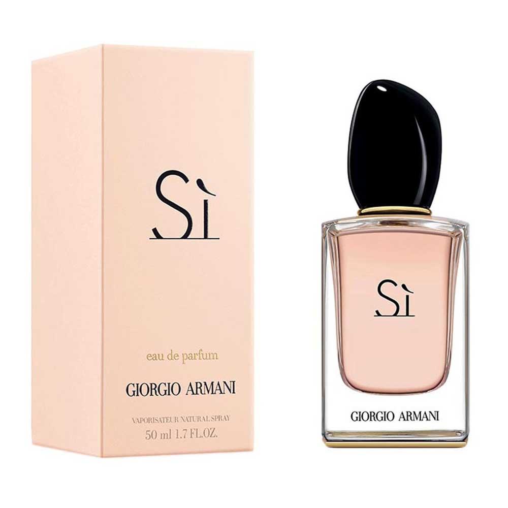 Giorgio Armani Fragrances Si Eau De Parfum 30ml Vapo бесцветный