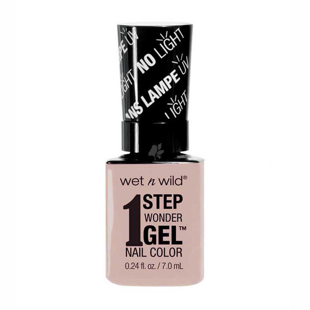 Wet n wild fragrances Markwins Shine Nail Color Peach For The Stars ...