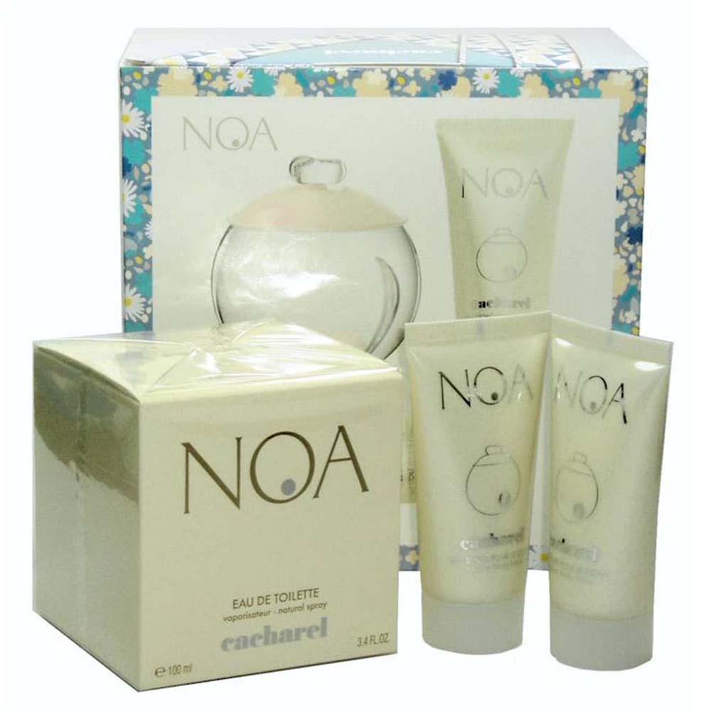 Cacharel Fragrances Noa Eau De Toilette 100ml Vapobody Lotion 50ml