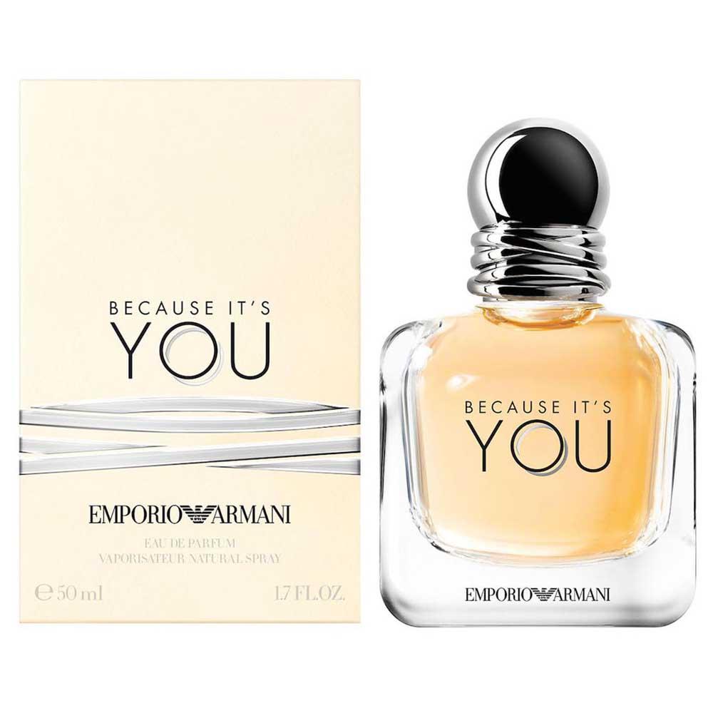 Because You Eau Giorgio Parfum Vapo De 50ml Armani Fragrances oWBeQdCxr