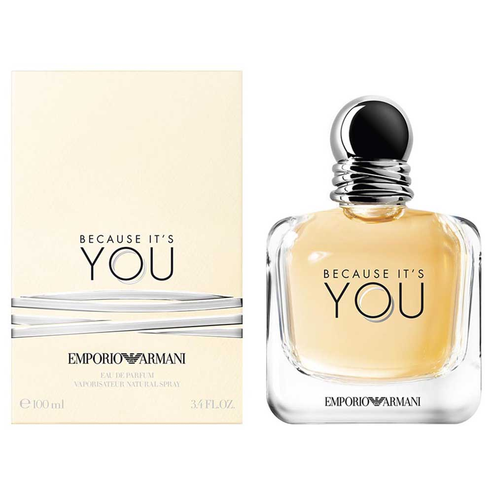 4fd1a32c7b Giorgio armani fragrances Because You Eau De Parfum 100ml Vapo