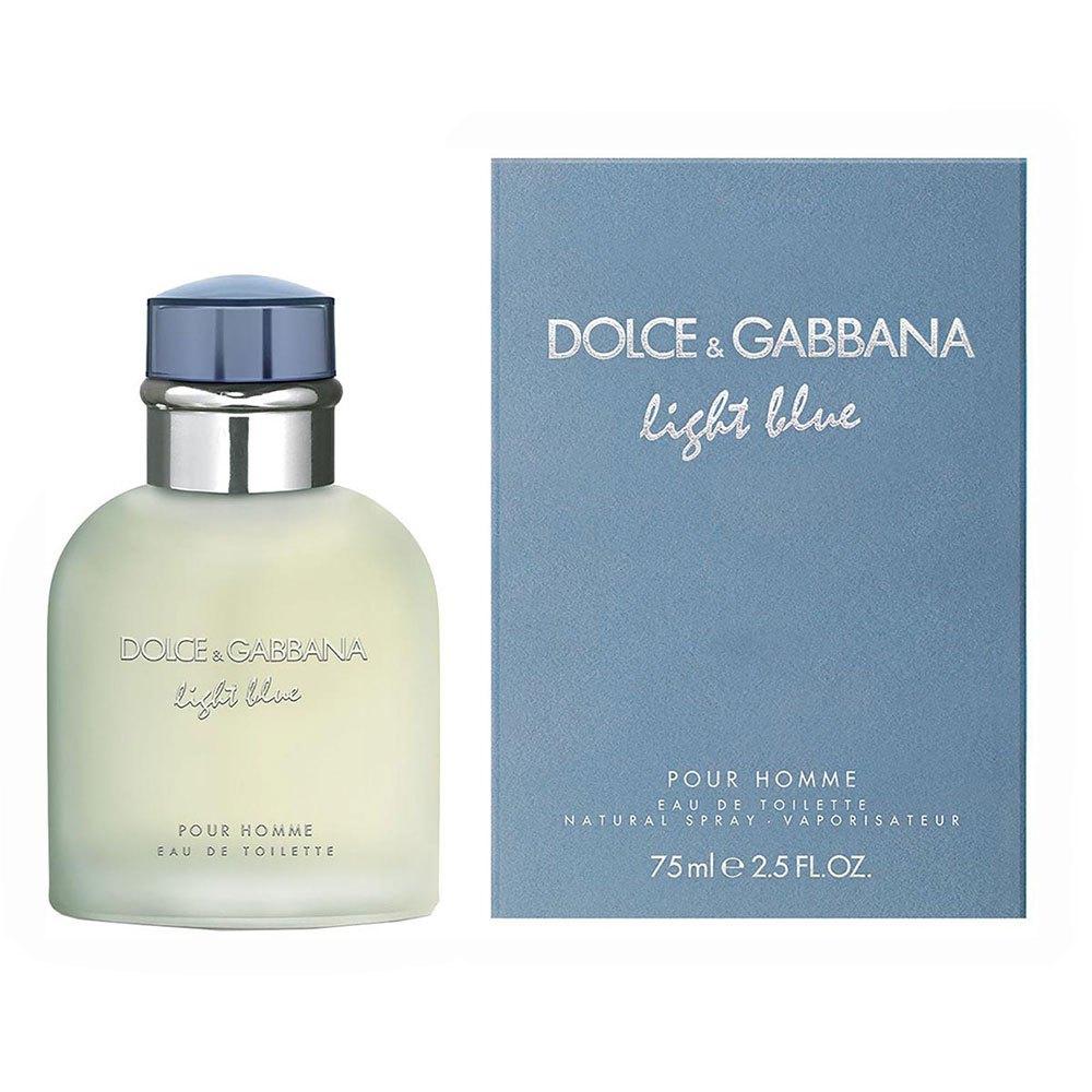 Gabbana 75 Ml Eau De Toilette Spray