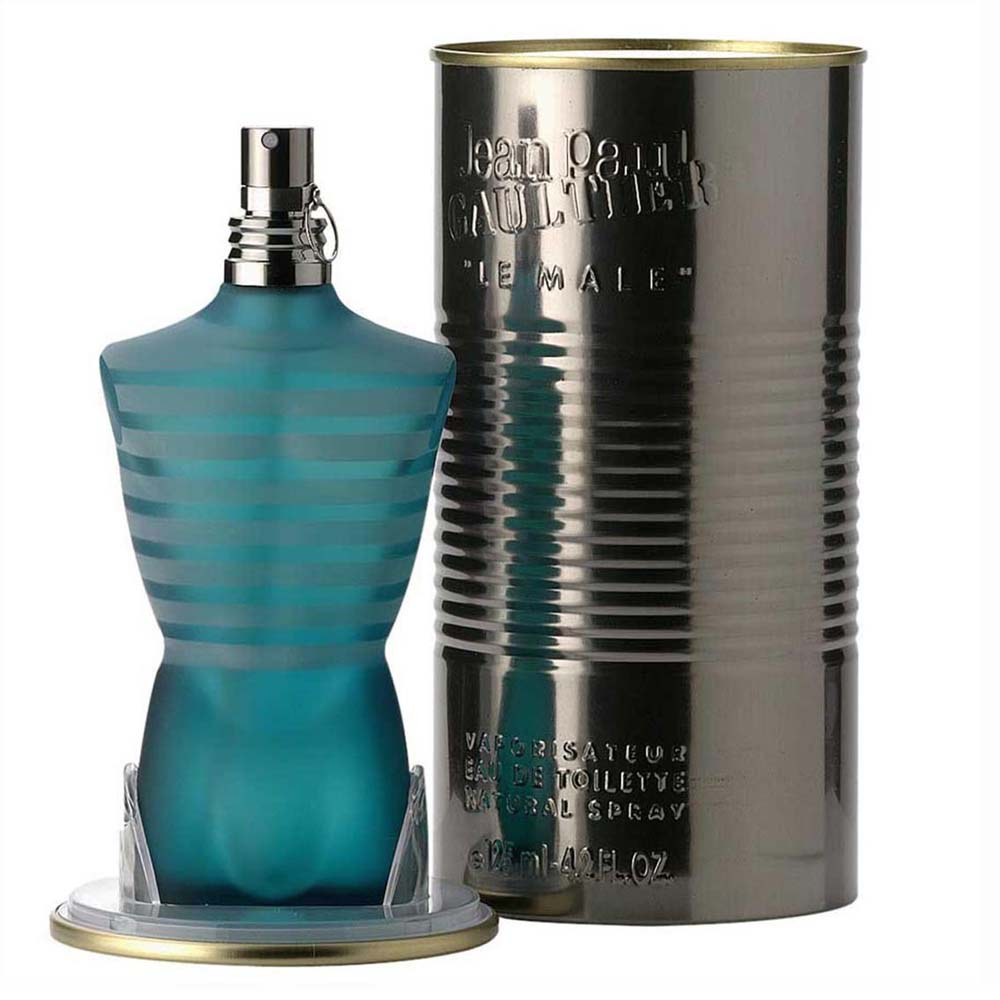 125ml Fragrances Paul Eau Jean Vapo Toilette De Le Gaultier Male UzSpqMVG