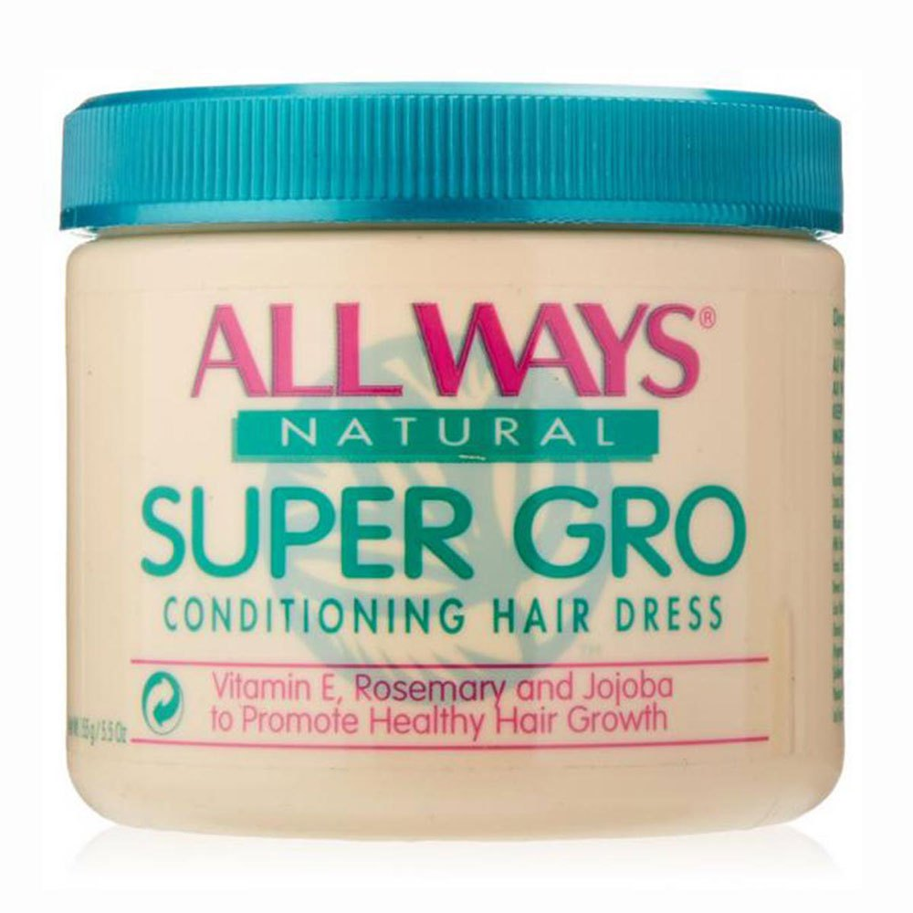 Colomer usa fragrances All Ways Natural Super Gro Conditioning Hair Dress 155 gr
