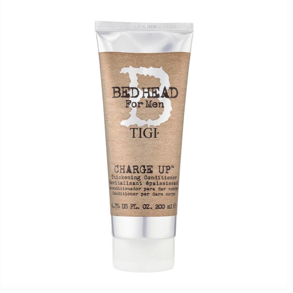 Tigi fragrances Bed Head For Men Charge Up Thickening Conditioner 200ml