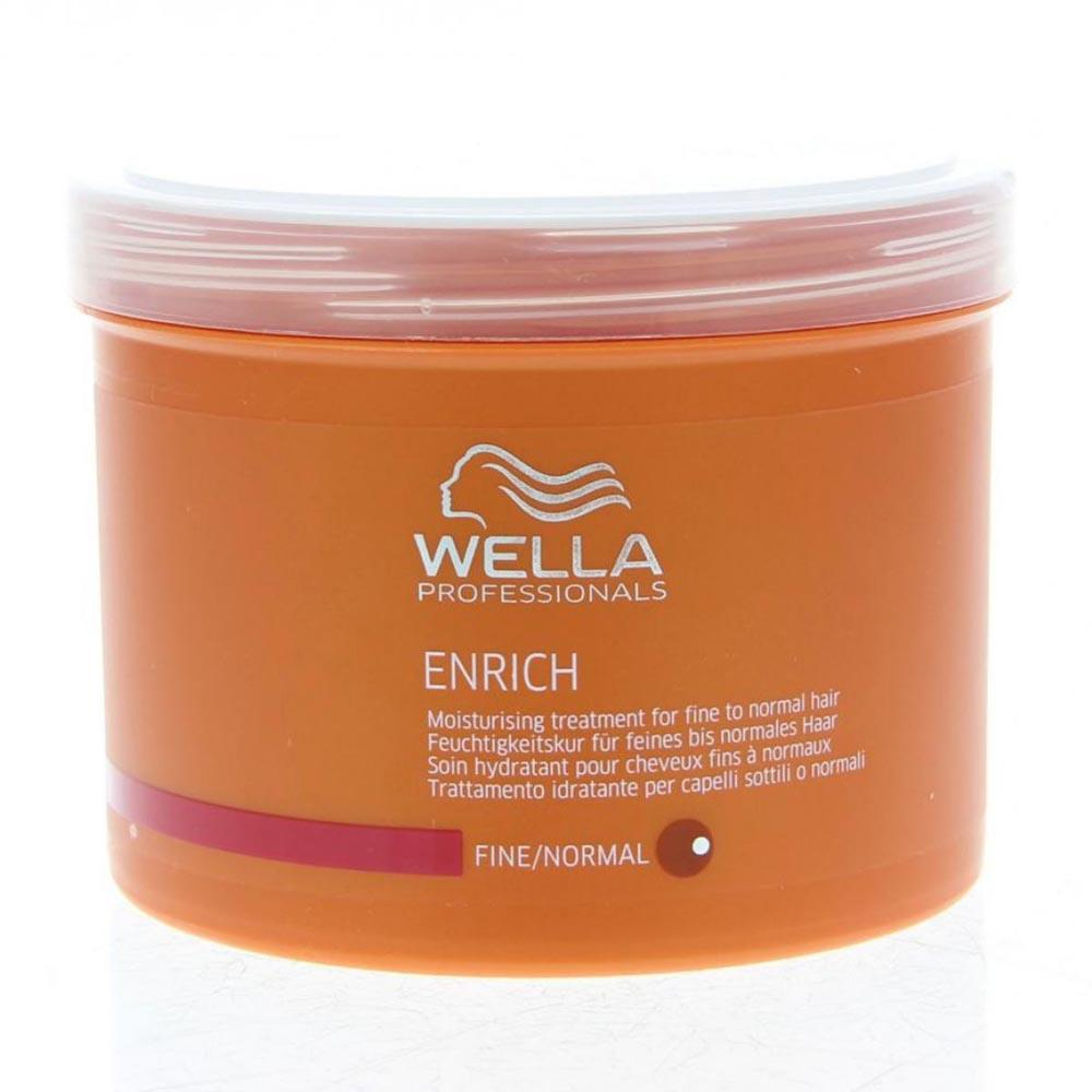 Wella fragrances Enrich Cabello Normal 500ml