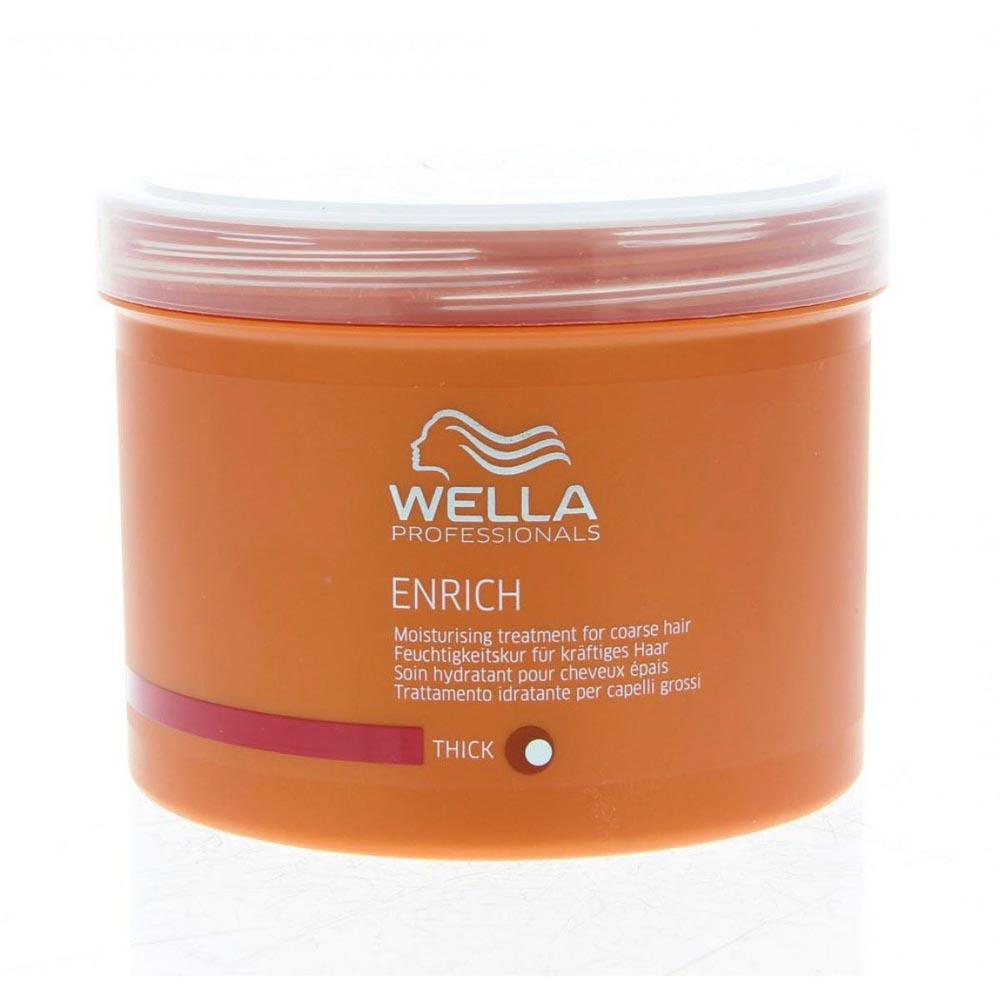 Wella fragrances Enrich Thick Hair 500ml