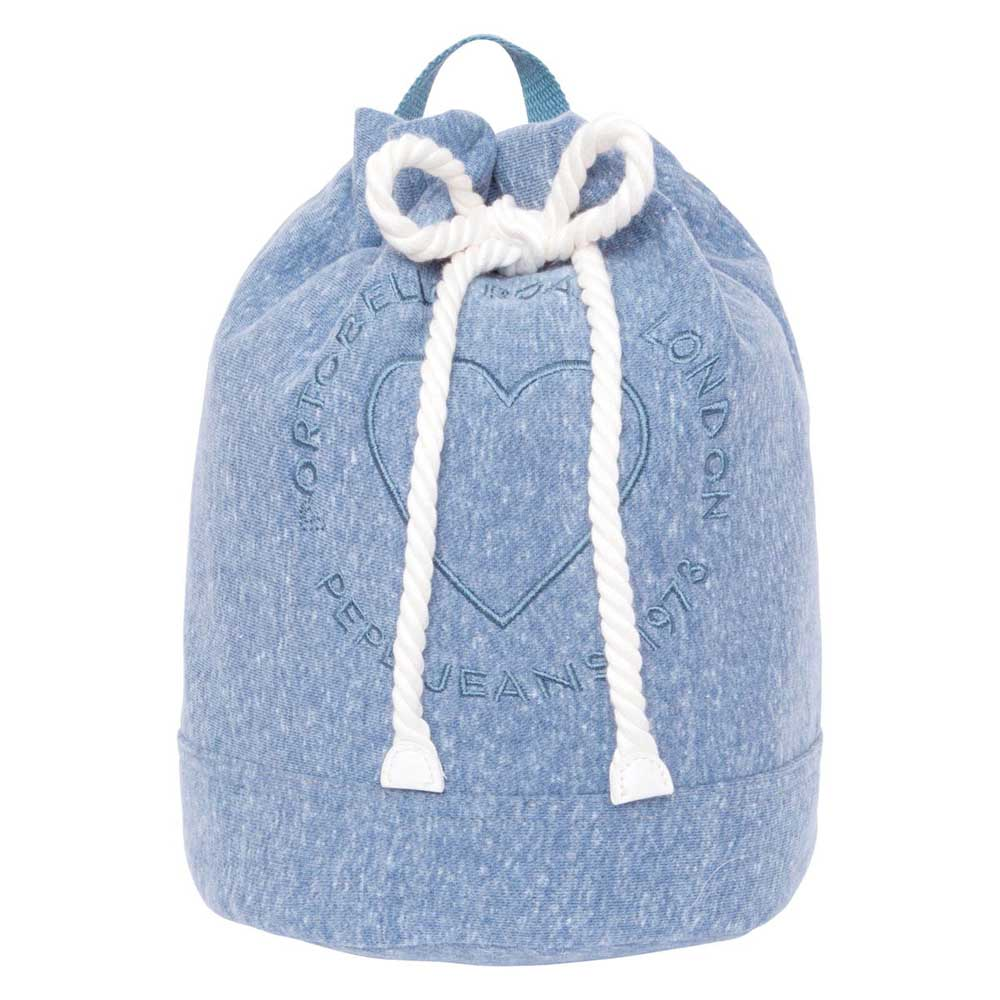 abc0b2bcef5 Pepe jeans Sweat Girl Blue buy and offers on Dressinn