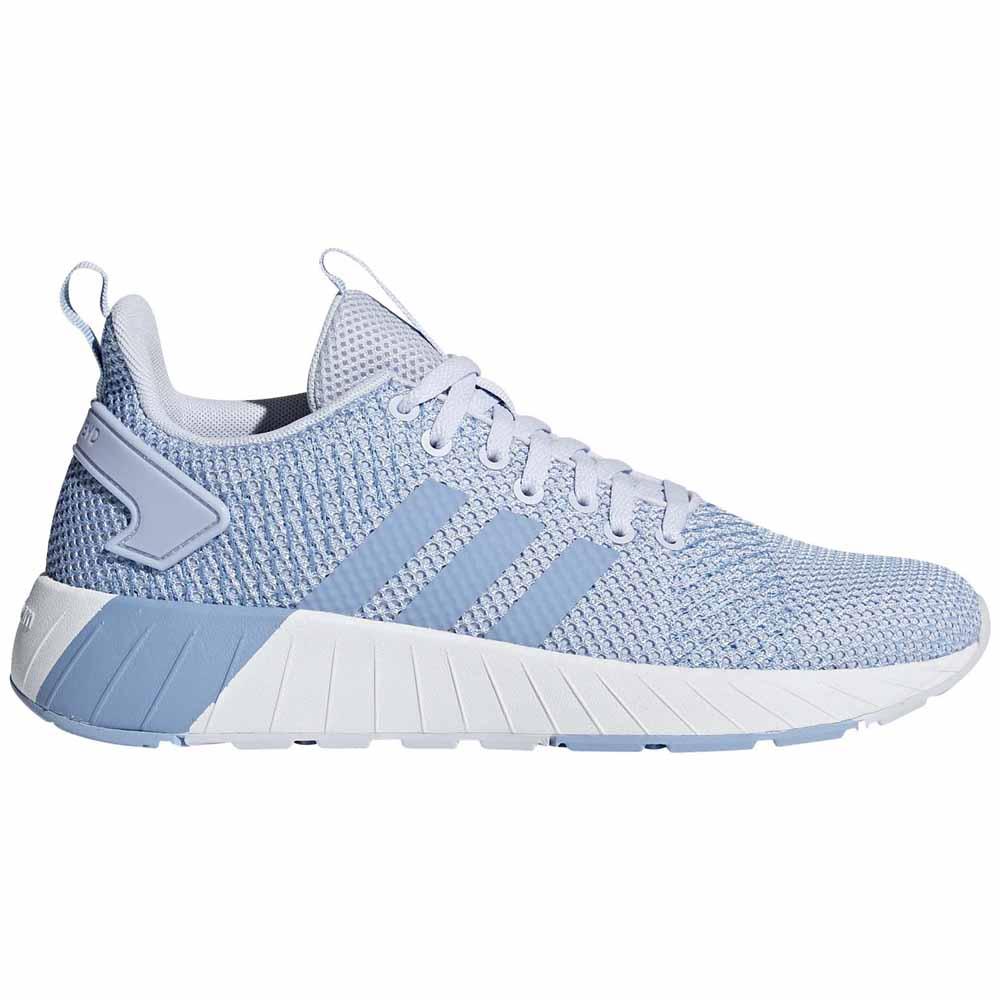 bf5f1ed2f30 adidas Questar Byd Blue buy and offers on Dressinn