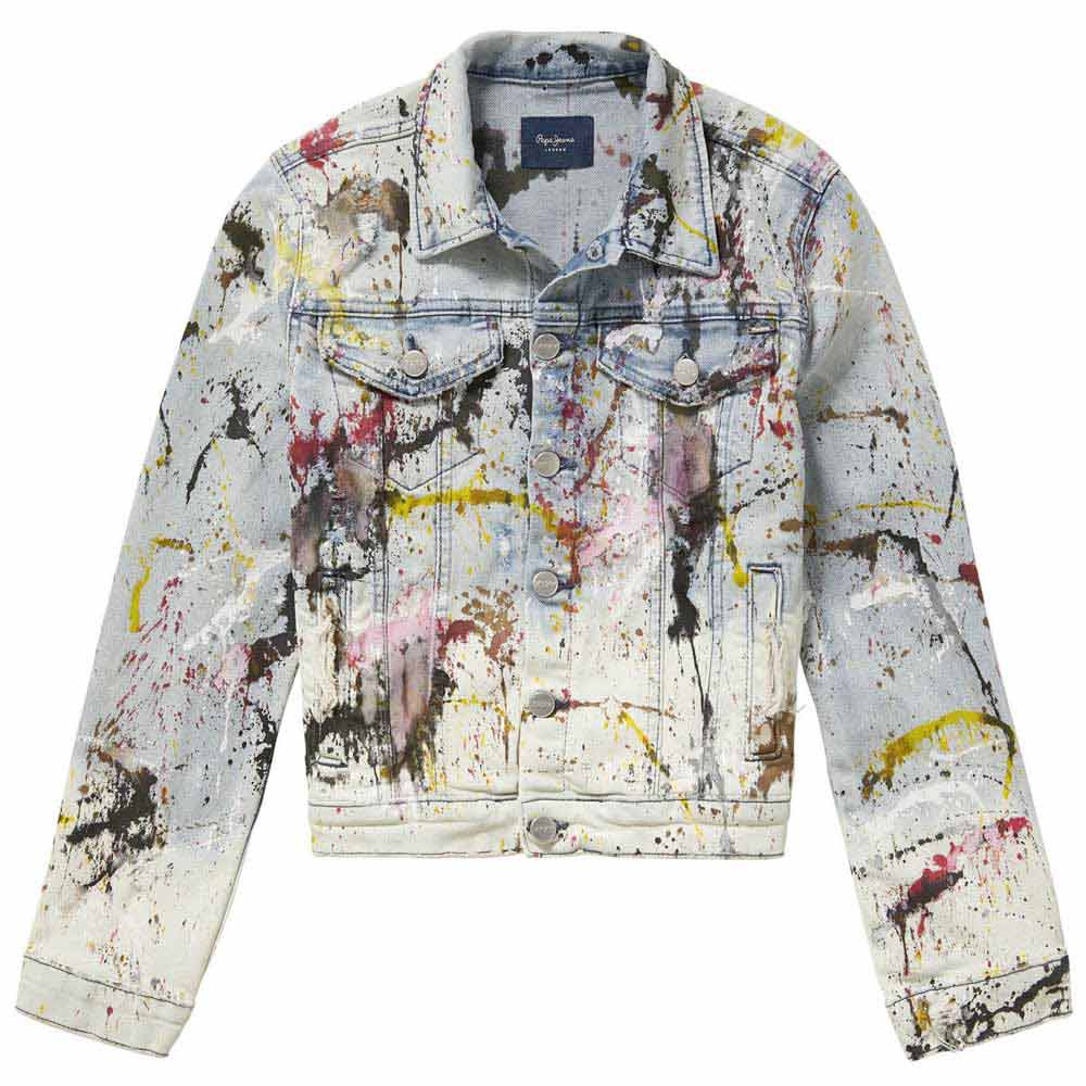 7f47aafae9 Pepe jeans Ellie Paint Multicolor buy and offers on Dressinn