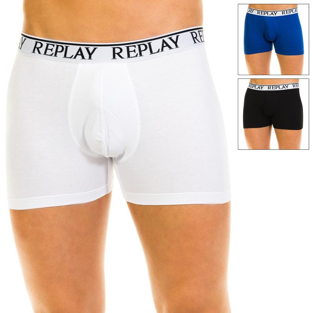 737d4cc61024 Replay underwear Boxers Pack 3 Units buy and offers on Dressinn