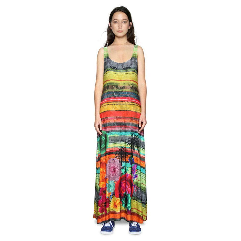 57b2d0b6c0 Desigual Lauren Multicolor buy and offers on Dressinn