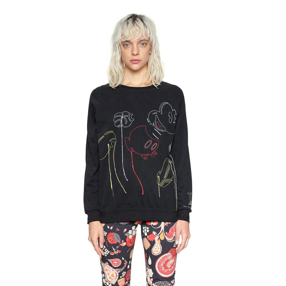 Pullover Desigual The Promise